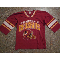 Remera Football Americano Red Skins Talle Xs Nfl