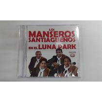 Manseros Santiagueños En El Luna Park