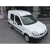 Renault Kangoo Confort 1.6 16v Furgon Vidriado!! Permuto!!