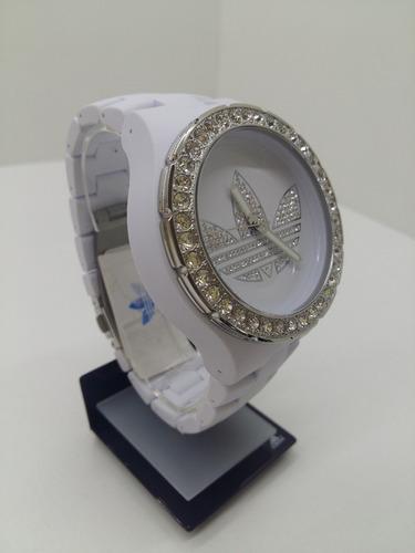 Melbourne White Venta Adh 2761 Glitter En Reloj Adidas Casual oerCxBd