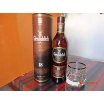 Whisky Glenfiddich De 18 Años 750 Ml