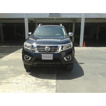 Nissan Frontier Np300 2016 4x4 At Con Cuero Full