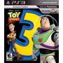 Toy Story 3 Para Ps3 | Fisico - Minijuegosnet