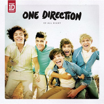 Cd One Direction Up All Night Original