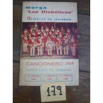 Murga Los Diabolicos 9 Fiesta De Invierno Cancionero