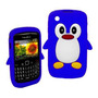 Funda Silicona Pinguino Blackberry 8520 9300 Goma Penguin