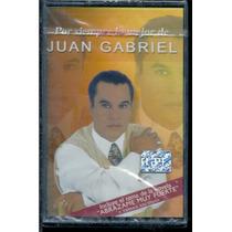 Por Siempre Lo Mejor De Juan Gabriel Cassette Cerrado