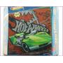 Hot Wheels Puzzle Metaliz 101 C Brillos Base Goma Eva Kreker