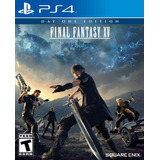 Final Fantasy Xv - Ffxv - Ps4 Fisico - En Stock! - Nextgames