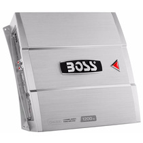 Potencia Boss Chaos Ch 4300 1200w 4 Canales