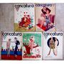 1930s Lote 5 Revistas Caricatura Fotos Eroticas Picaresco