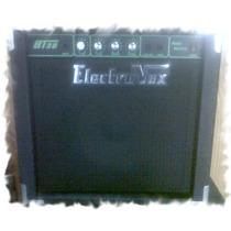 Basstech Bt30 Electrovox Ampli. Para Bajo By Decoud 30 Watts