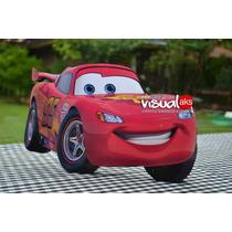 Cars Figuras Centros De Mesa X 1 Unidad