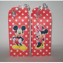 10 Cajitas Golosineros Personalizados Mickey Cars Callie
