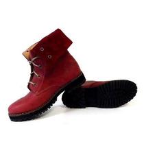Borcegos Mujer Zinderella Shoes Numeros 41 42 43 44 C