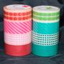 Washi Tape !! Scotch Cinta Hermosos Colores A Elección !!