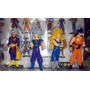 Set De 4 Muñecos Dragon Ball Z Vegeta Yamcha Kaio !!!!