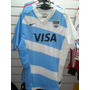 Camiseta Rugby De Los Pumas 2014 Authetic Match 30%off