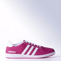 Zapatillas Adidas Mujer Neo Baseline Vs W Fuscia