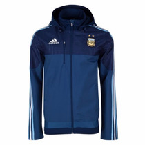 Campera Travel De Seleccion Argentina 2016 Rompeviento