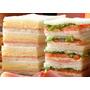 Sandwiches De Miga Superpromos Triples X 48 Envios Gratis!!!
