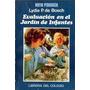 Evaluación En El Jardín De Infantes Lydia P. De Bosch