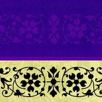 Stencil Decorativo Acetato Personalizado Hasta 8,5 X 28cm