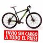 Bicicletas Mountain Mega 27.5 Env S/cargo Alum Shimano Disco