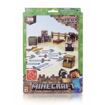 Minecraft Overworld Utility Pack ¡fácil De Construir! Nuevo!