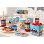 Kit Imprimible Candy Bar Autos - Editable #215