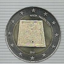 Malta 2 Euros 2015