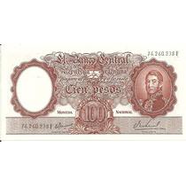 Argentina 100 Pesos Bot 2083 S/c