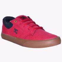 Zapatillas Dc Shoes Nyjah Vulc Tx (red) Dc052074