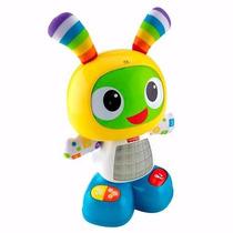 Fisher Price Bright Beats Robot Beatbo, Baila Y Se Mueve