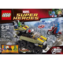 Lego Marvel Super Heroes 76017 Capitan America Vs Hydra
