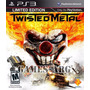 Twisted Metal Ps3 Digital Entrega Inmediata Oferta Smg