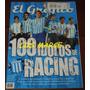 El Grafico 100 Idolos De Racing Club Libro De Coleccion