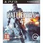 Battlefield 4, Ps3 Ingles, Disco Fisico, Nuevo Y Sellado