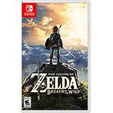 The Legend Of Zelda: Breath Of The Wild.!! Nintendo Switch