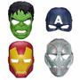 Mascaras Los Vengadores Original Hasbro - Mundo Manias