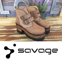 Savage Zapatos. Directo De Fabrica. Mad 500