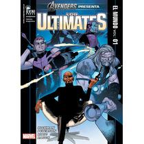 Avengers Presenta: Los Ultimates Vol 2: El Mundo