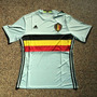 Camiseta Adidas Belgica Hazard Fellaini Kompany