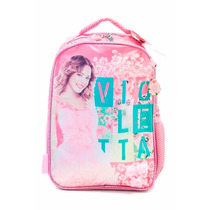 Mochila Violetta Original Disney