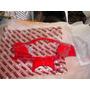 Cubre Optica Gilera Revolution Rojo
