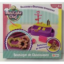 Minicake Chef Fabrica Boutique De Chocolates Tv Cod 1004