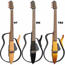 Guitarra Silent Acústica Yamaha Slg-110s Slg110s Artemusical