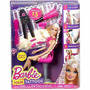 Barbie Muñeca Diseño Cabellos