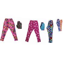 Calzas De Nena Estampadas!!.pequelandia..ropa Con Amor!!