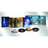 Blu-ray Star Wars 7 The Force Awakens 3d + 2d + Dvd